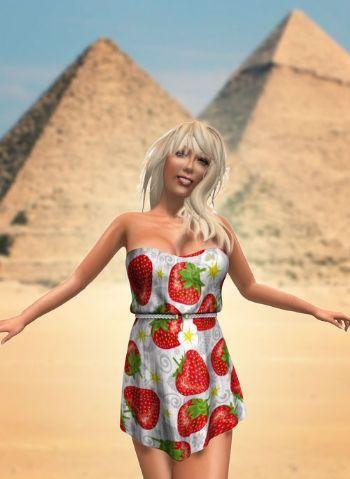Giza 45 Fragole