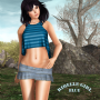 ribelle girl blue promo