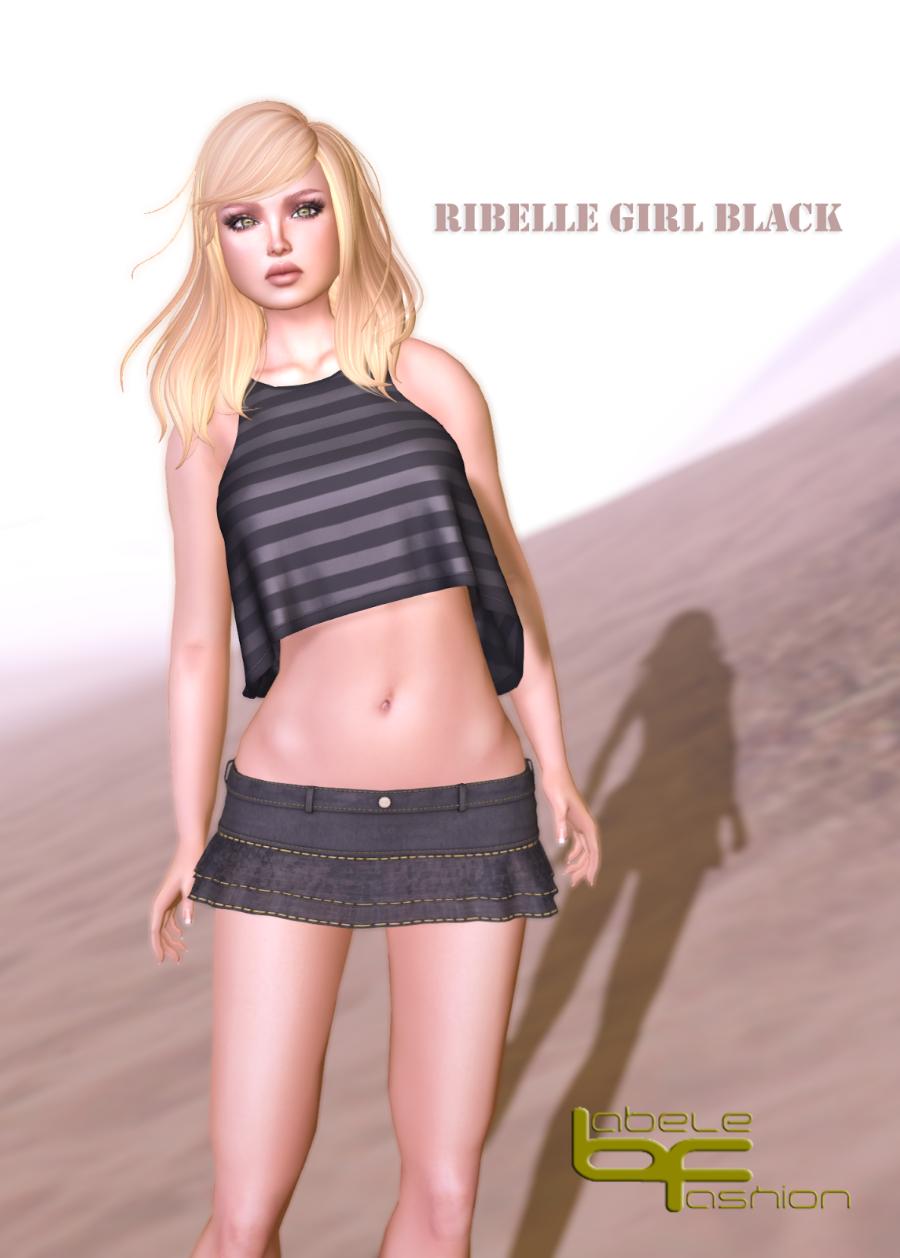 ribelle black promo