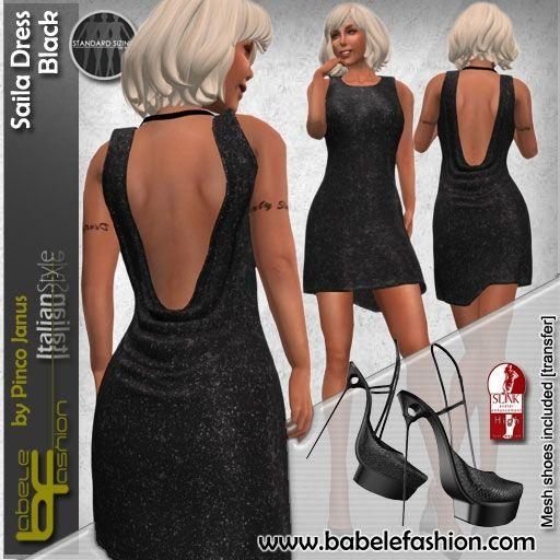 box saila black