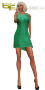 saila cocktail dress green