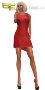 saila cocktail dress red