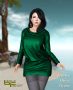 sweater dress green promo